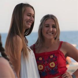 Kaitlyn and Jill